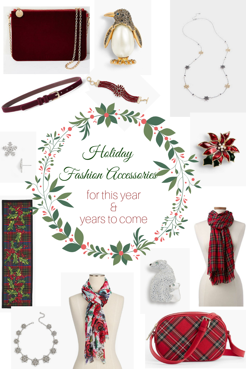 Holiday Fashion Accessories For This Year And Years To Come Add A Beautiful Ho In 2020 Holiday Fashion Christmas Fashion Trends Christmas Fashion