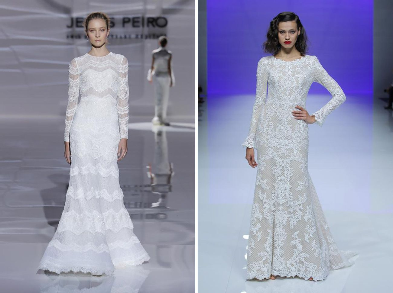 Our favorite trends from barcelona bridal week
