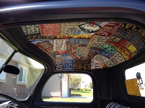 52 Dodge Pickupheadliner Dodge