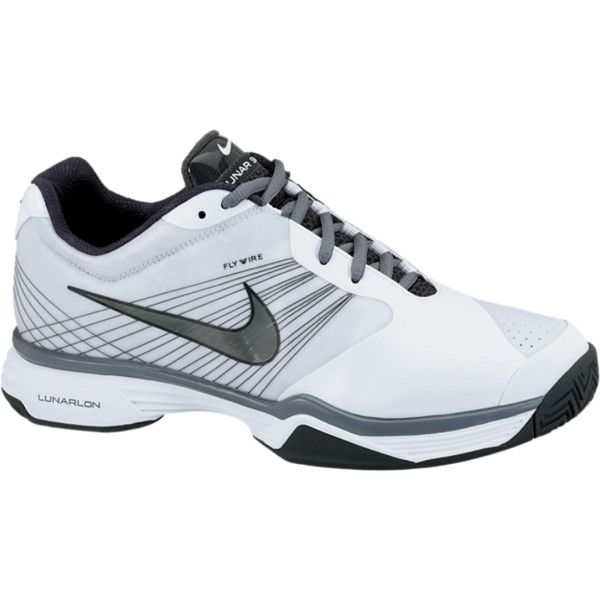 Nike Lunar Speed 3 Women's Tennis Shoes - White