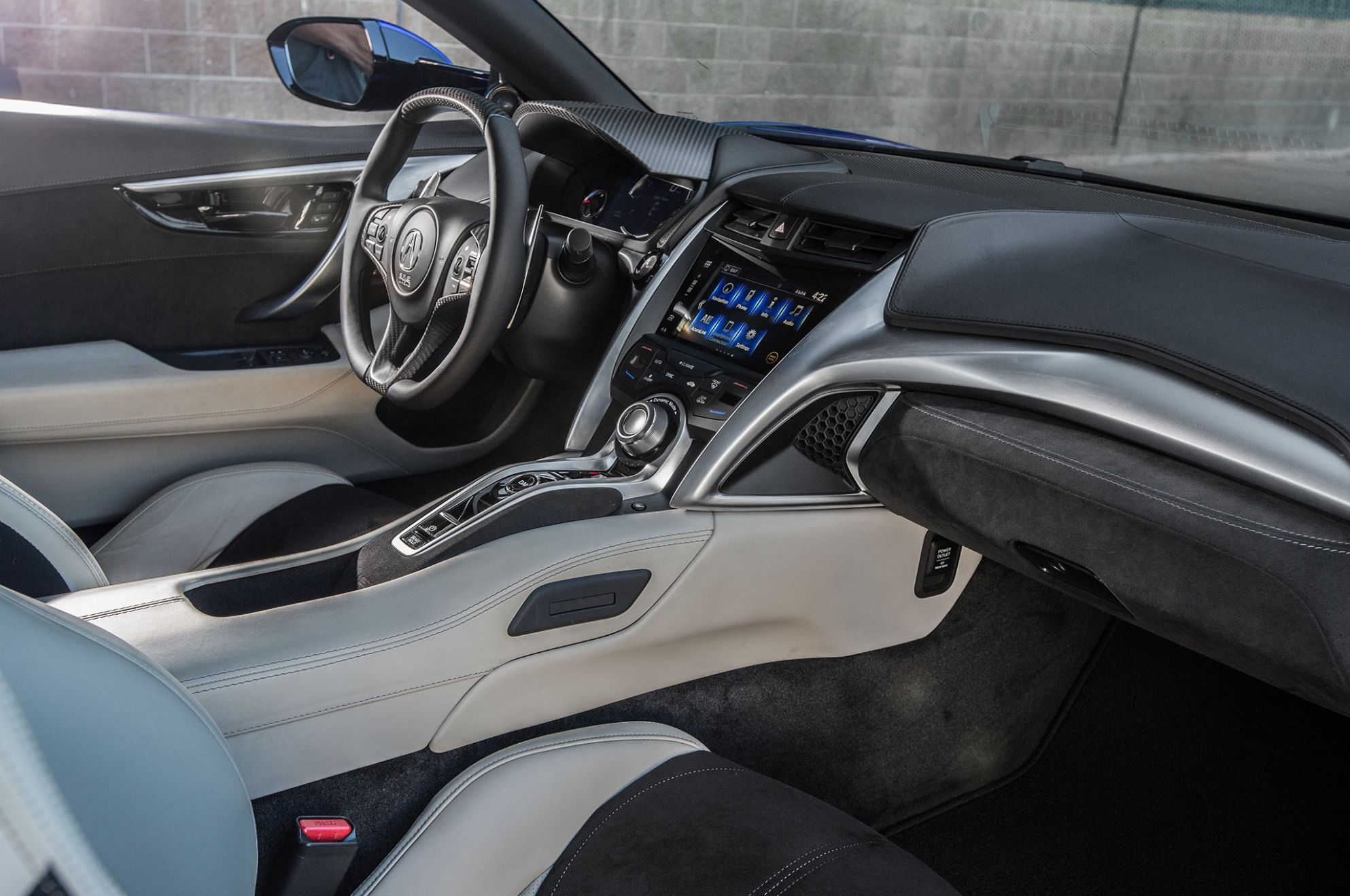 2021 acura tlx ambient lighting - th2021