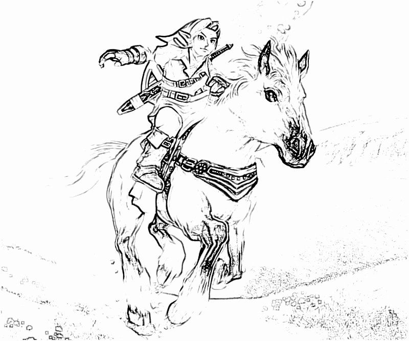 Legend Of Zelda Coloring Page Beautiful the Legend Of