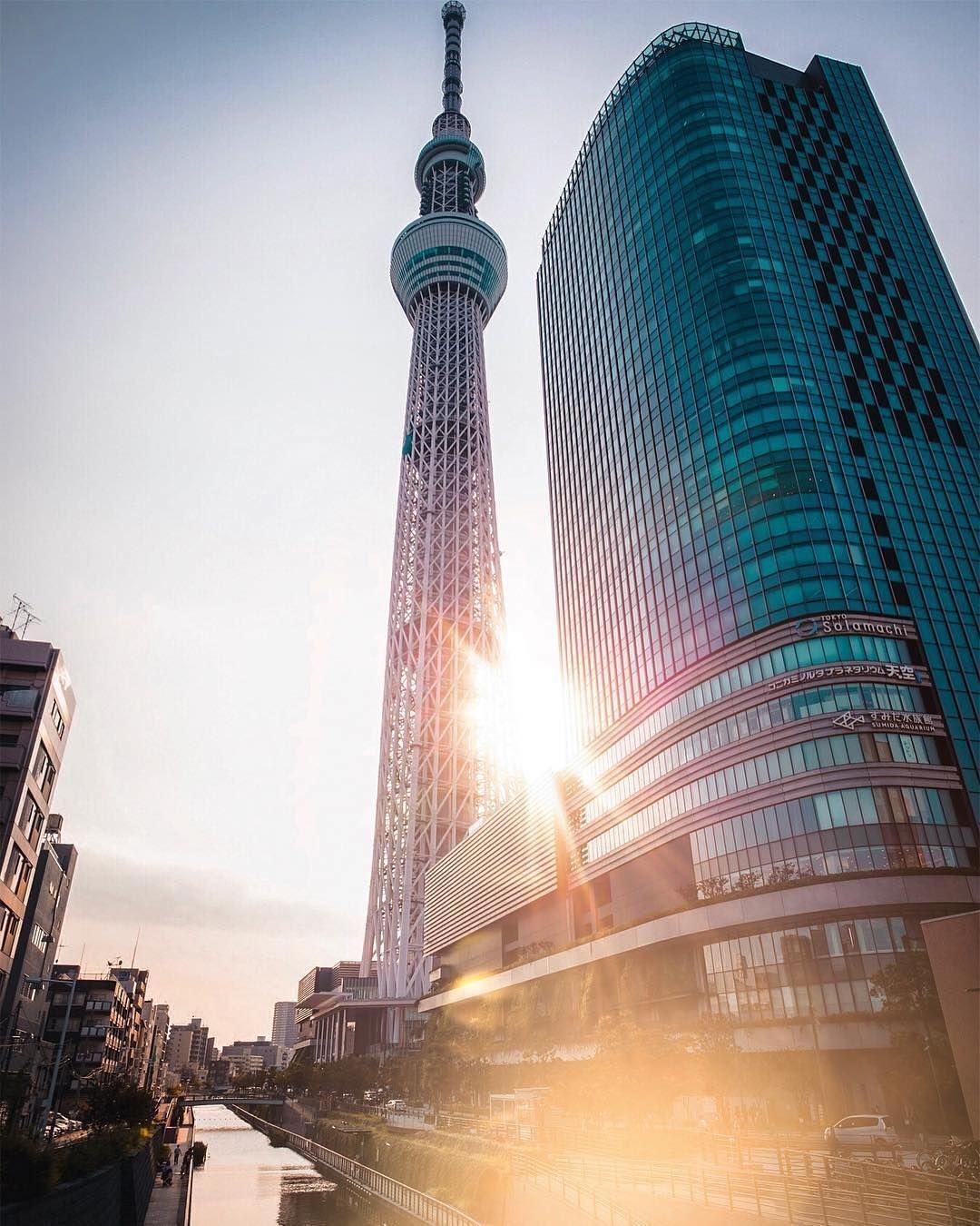 Tokyo Sky Tree #Tokyo