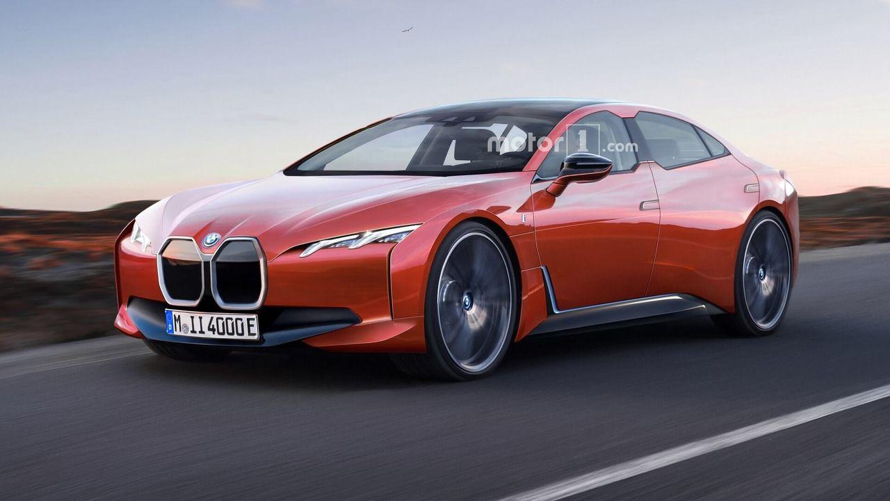 Bmw I4 Rendered Based On Vision Dynamics Concept Bmw Latest Model Bmw New Cars Bmw New Models