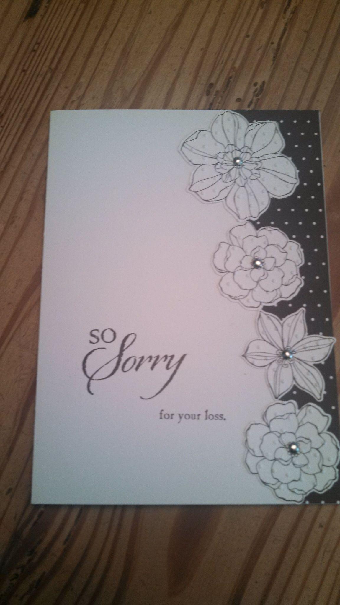 Art Journal Inspiration Flower Cutouts On Straight Edge Cards