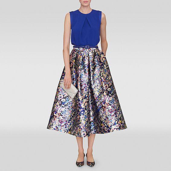 L k bennett long dresses or skirts