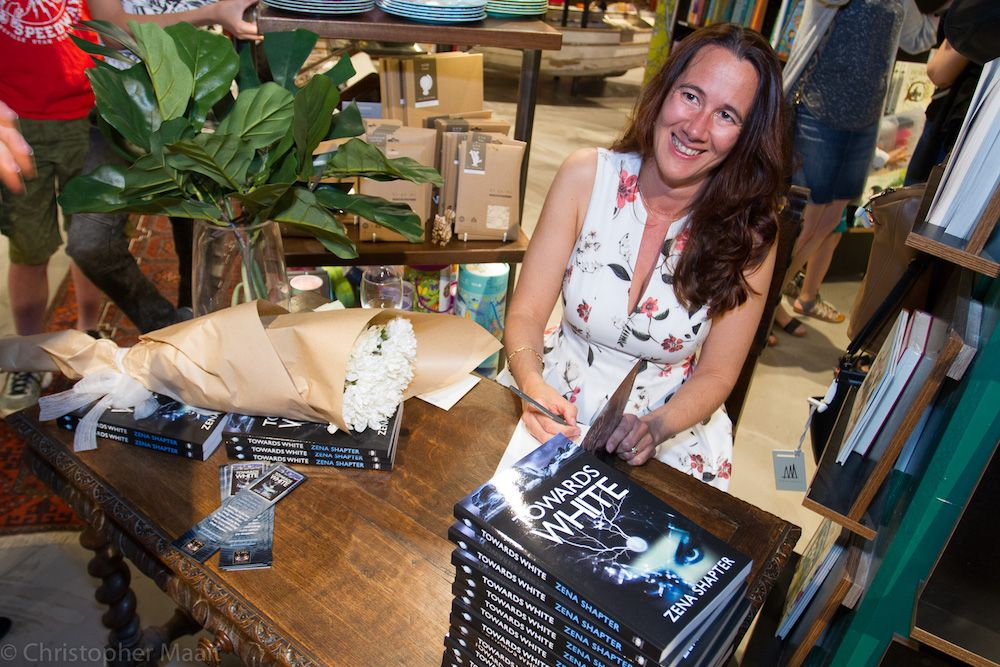 Towards White Launched in Sydney! – Zena Shapter