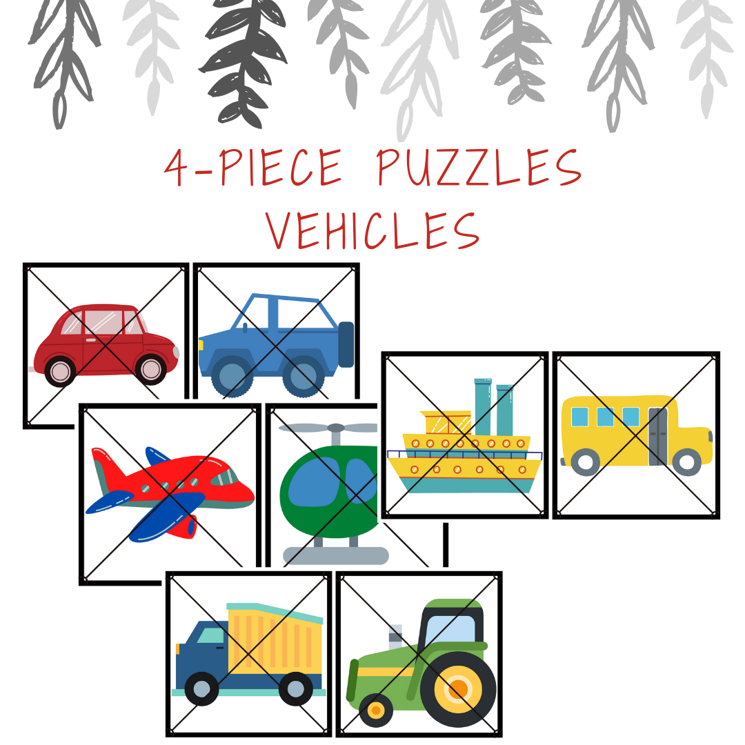 Pin On Free Printable Puzzles For Kids