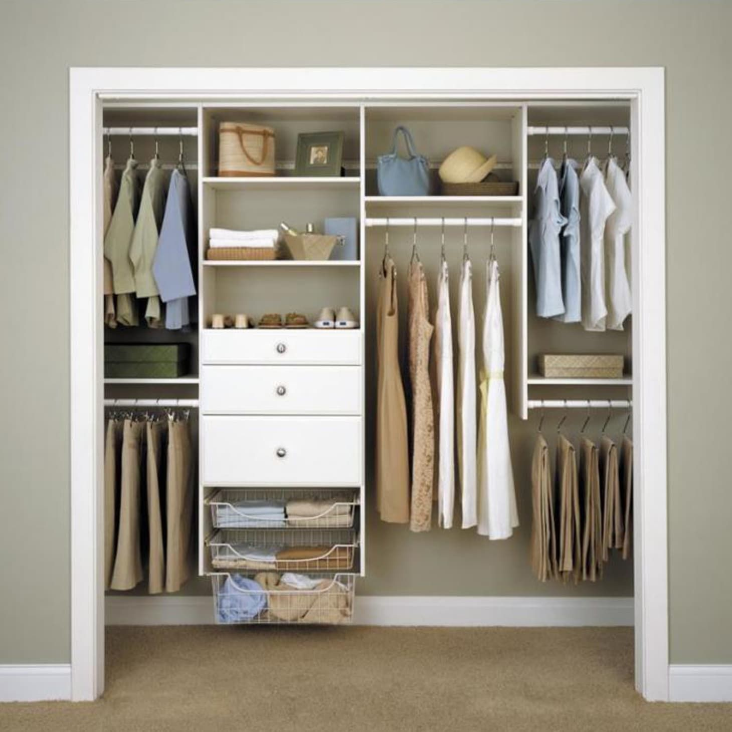 Best Closet Systems The Best Closet Systems Things To Make Patterns Instructions
