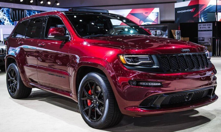 2020 Jeep Grand Cherokee Trailhawk Price Specs Engine