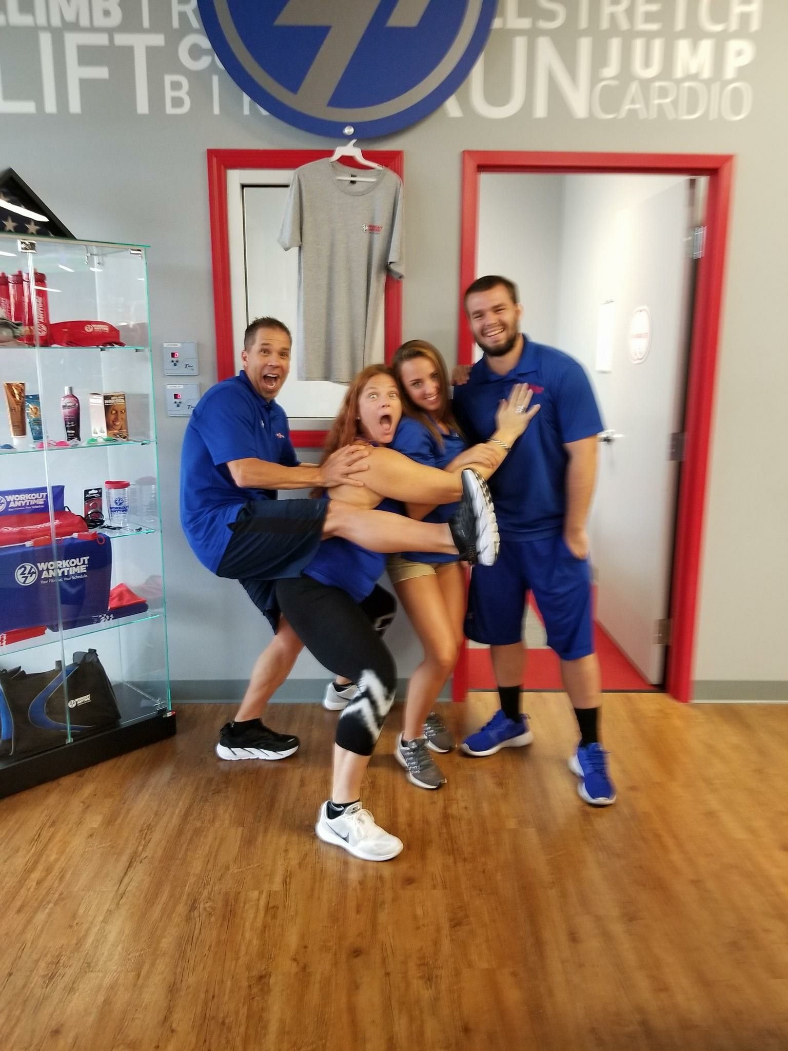 When You Re Ready To Love Every Minute You Are At The Gym We Re Here For You 24 7 Anytime Fitness Gym Cardio