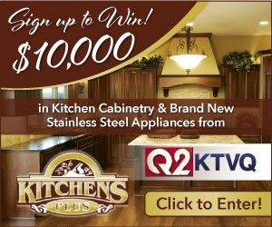 KTVQ - Kitchen Makeover Contest   Kitchen makeover, Diy ...
