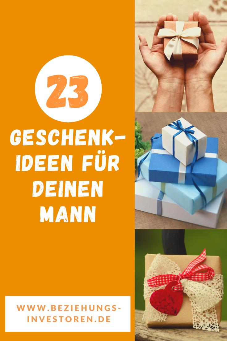 Geburtstagsgeschenk fur manner 23