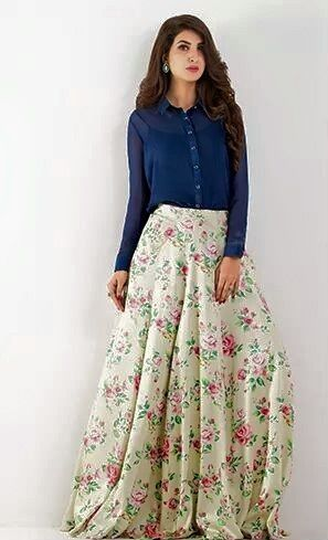 938189b64 5 Summer Fashion Trends to Follow In Pakistan | long skirts ...