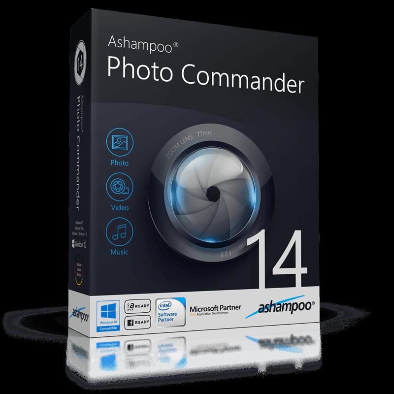 Ashampoo Photo Commander 15 - Overview