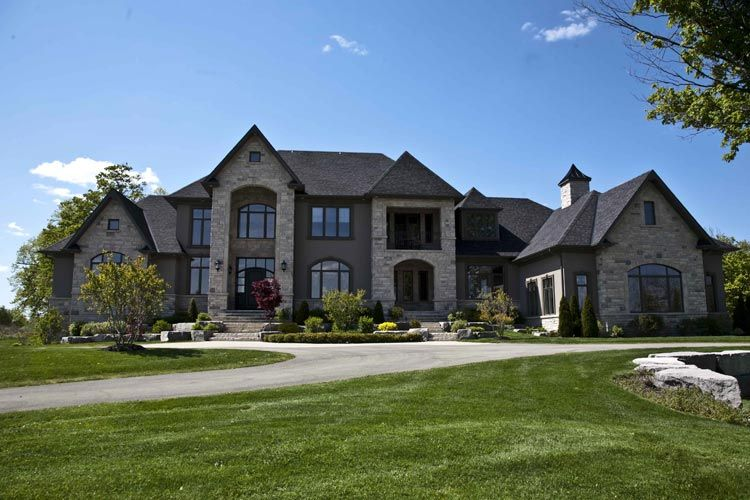 Custom Residence I Fourteen Estates Custom Home Builder Luxury Homes Dream Houses Dream House Exterior Huge Houses