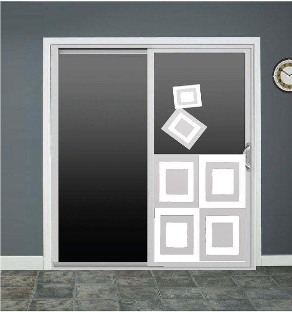 Glass Door Decals Sliding Door Decal Door Stickers Window Film ...