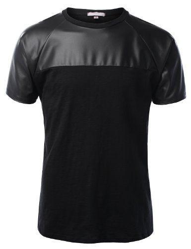 Camiseta de Hombre Baratos en Rebajas, Negro, Algodon, 2017, L Emporio Armani