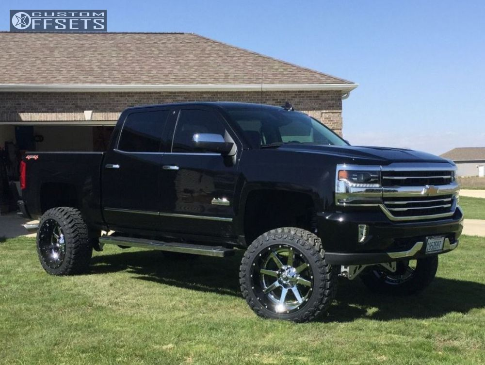 Lifted Black Silverado >> 2016 Chevy 1500 Lifted | Auxdelicesdirene.com