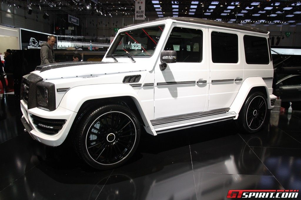 Mercedes Benz G Series