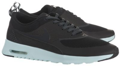 Nike Air Max Thea Chaussures Noir/Anthracite/Teal Tint Femme Prix Solde