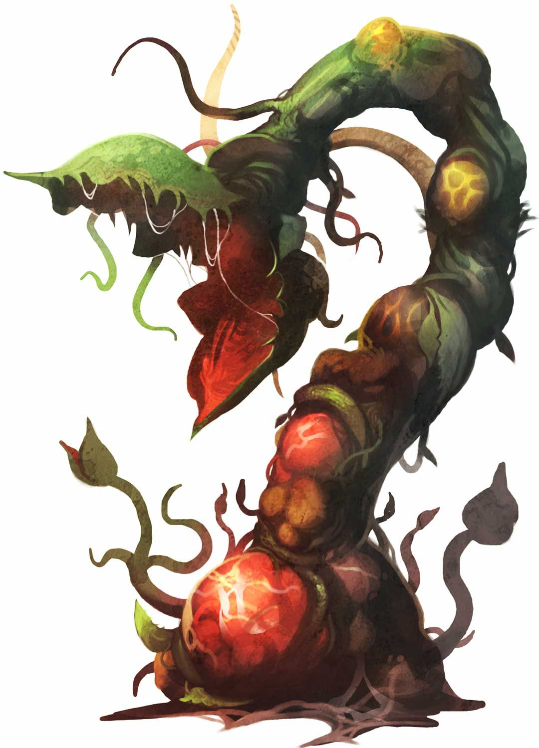Strange New World: Random Alien Plant Generator | Wargaming