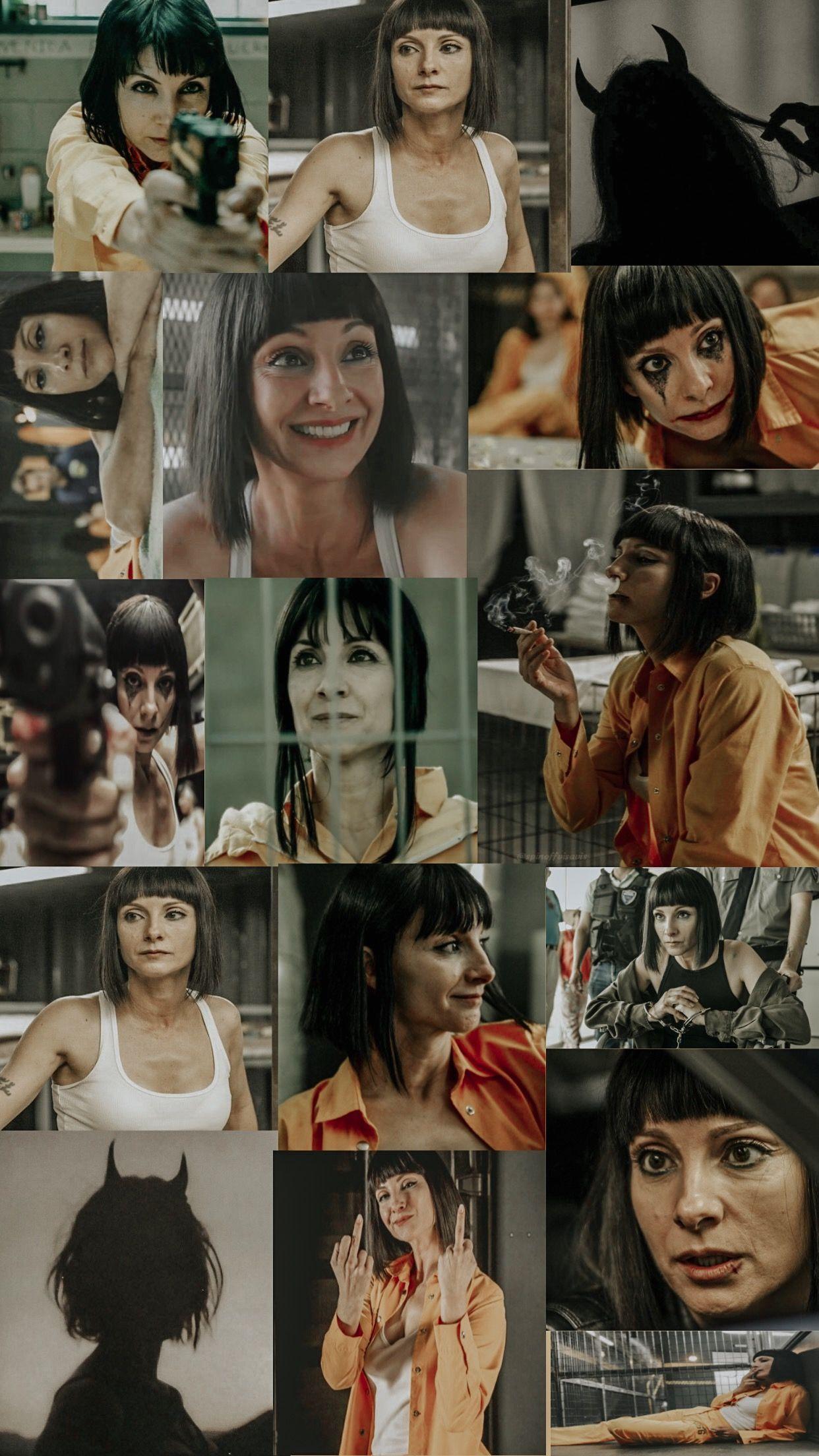 Zulema Zahir Wallpapers De Filmes Personagens De Filmes Netflix Filmes E Series