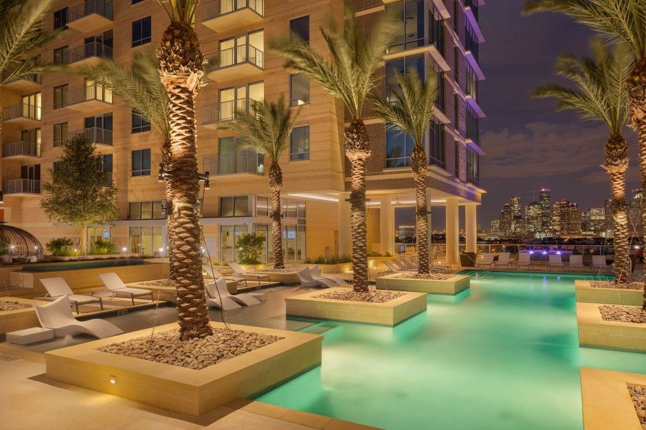 The Sovereign Houston Texas urban mixed-use community multifamily & The Sovereign Houston Texas urban mixed-use community ...