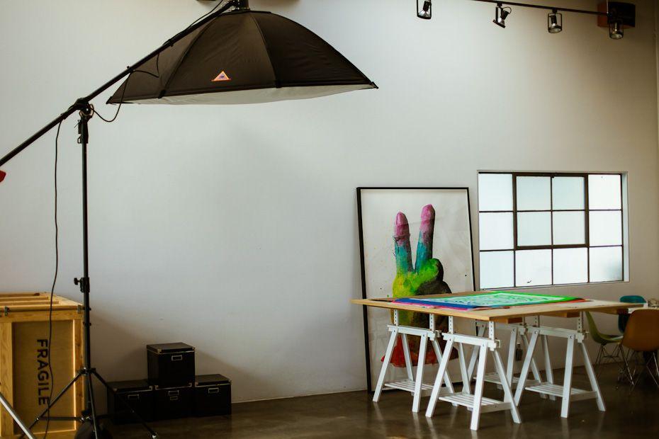 Freunde von Freunden — Steven Harrington — Artist and Designer, House & Studio, Atwater Village & Pasadena, Los Angeles — http://www.freundevonfreunden.com/interviews/steven-harrington/