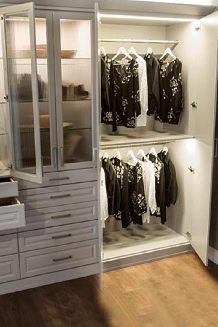 Custom Lighting Closet Lighting Options & Solutions
