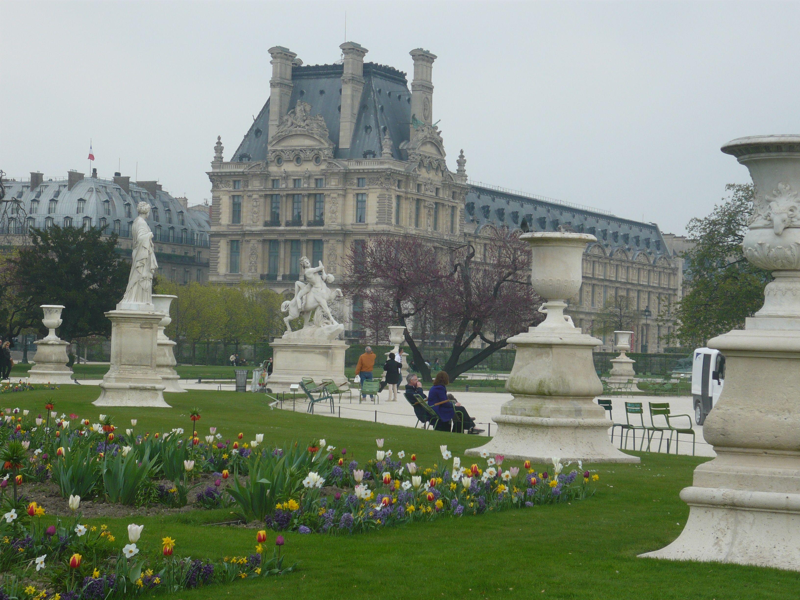 Tuileries, Parigi.
