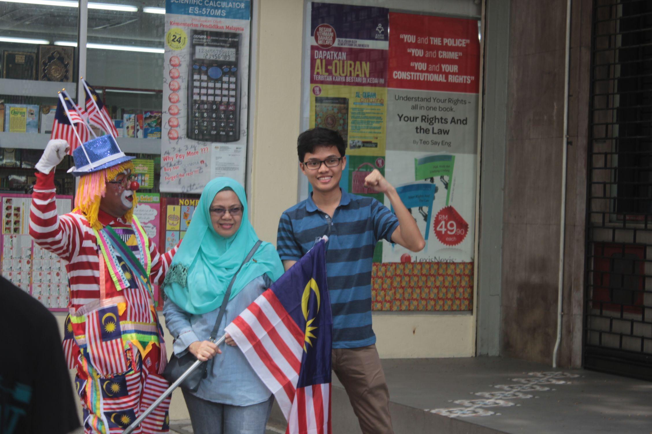 ¡Viva Malasia! Día de la Independencia, Kuala Lumpur