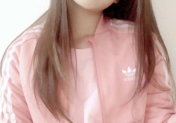 Wheretoget   Light pink adidas, Fashion