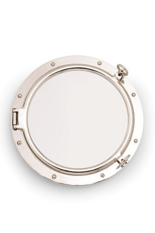 Buy Porthole Style Chrome Mirror Online Today At Next United States Of America 152