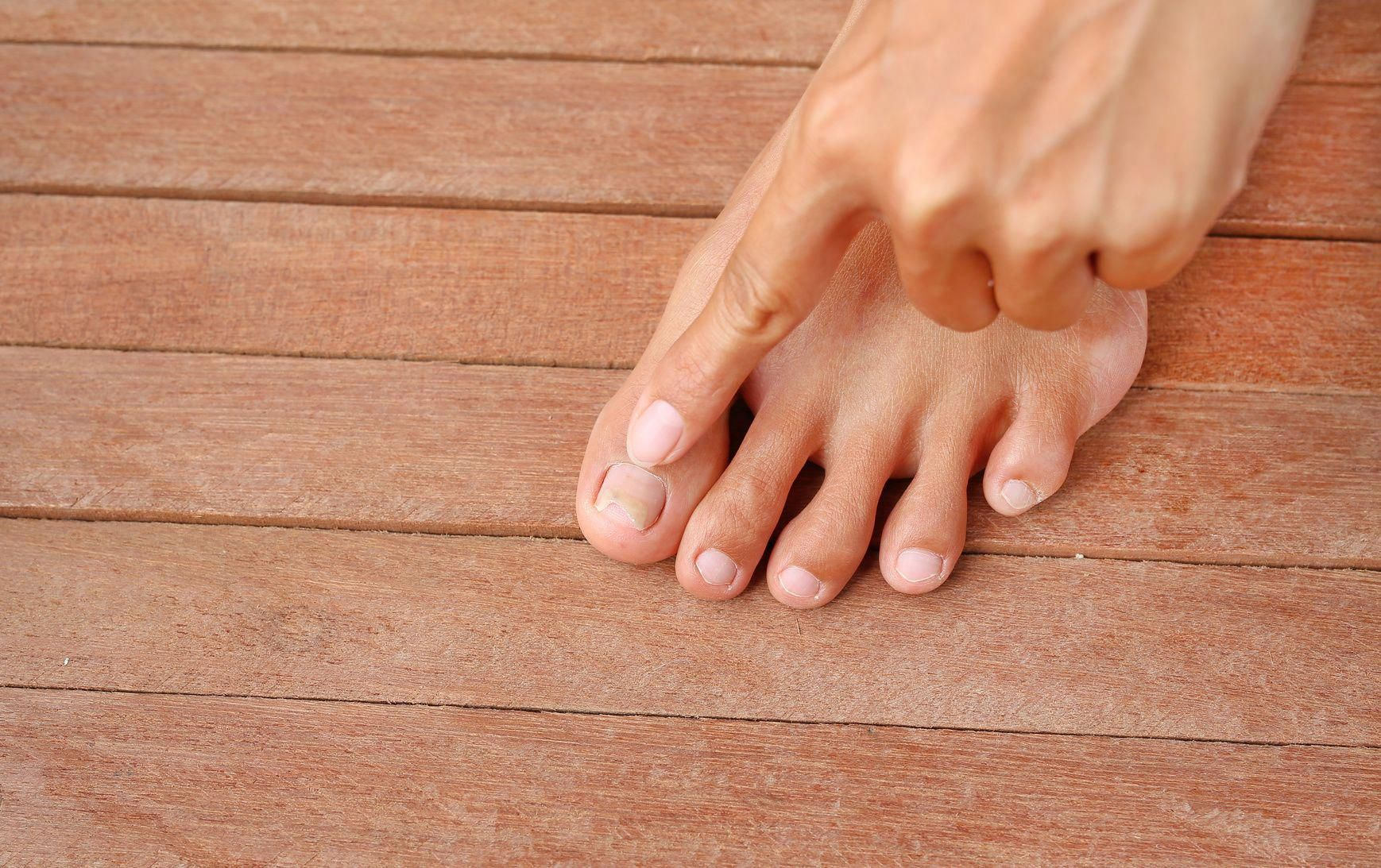 9 things your feet are trying to tell you about your