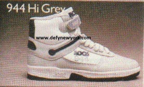 Kangaroo shoes, Basketball shoes