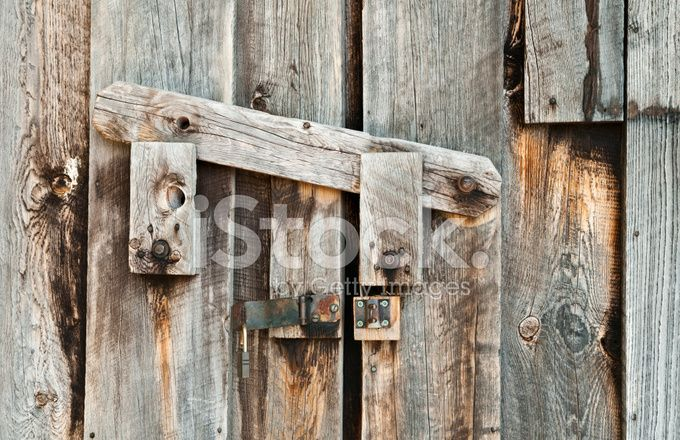 Wooden Barn Door Latch Close Up Stock Photos Wooden Barn Doors Barn Door Latch Rustic Doors