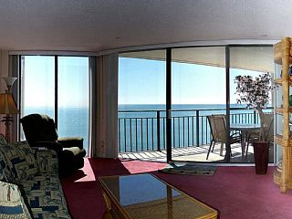 810 Surfmaster Oceanfront Carolina Coast Private Balcony Two