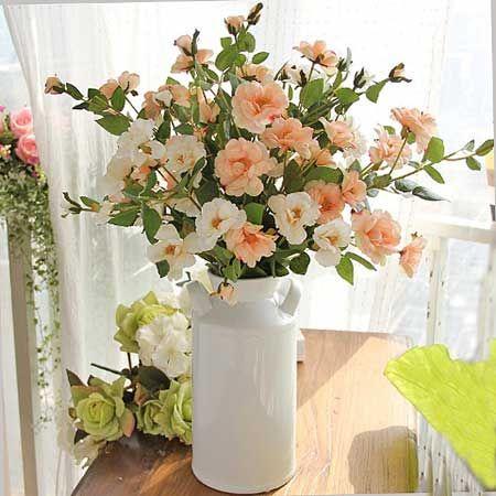 Flores Artificiais Arranjos Fotos Dicas Imagens Com Imagens