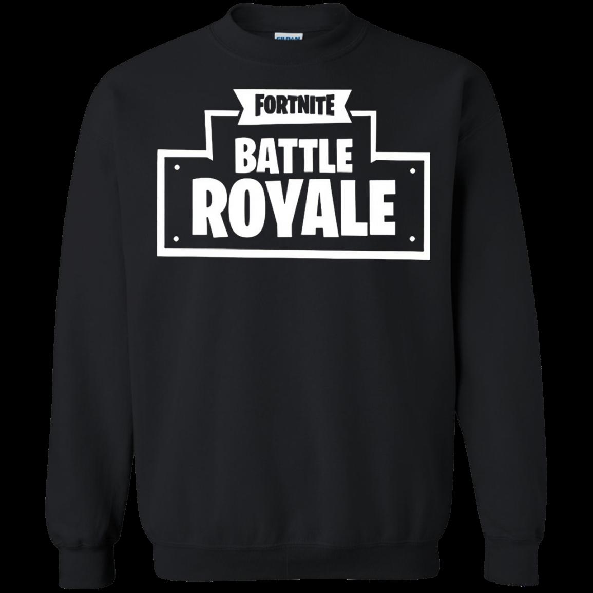 c3d0737c59 Fortnite Battle Royale T shirt Hoodie Sweater   Fortnite   Sweater ...