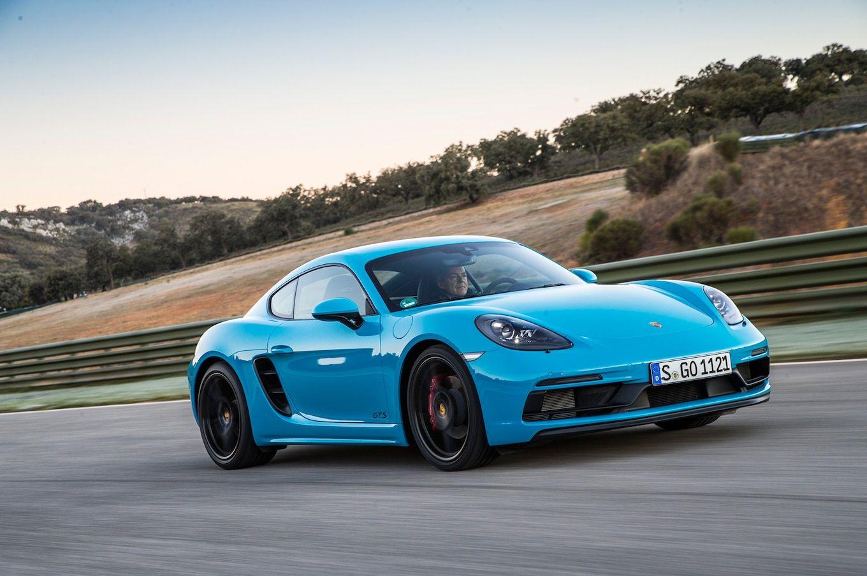 Porsche Reportedly Developing Lightweight 718 Cayman T Porsche 718 Cayman Gts Porsche 718 Cayman Porsche