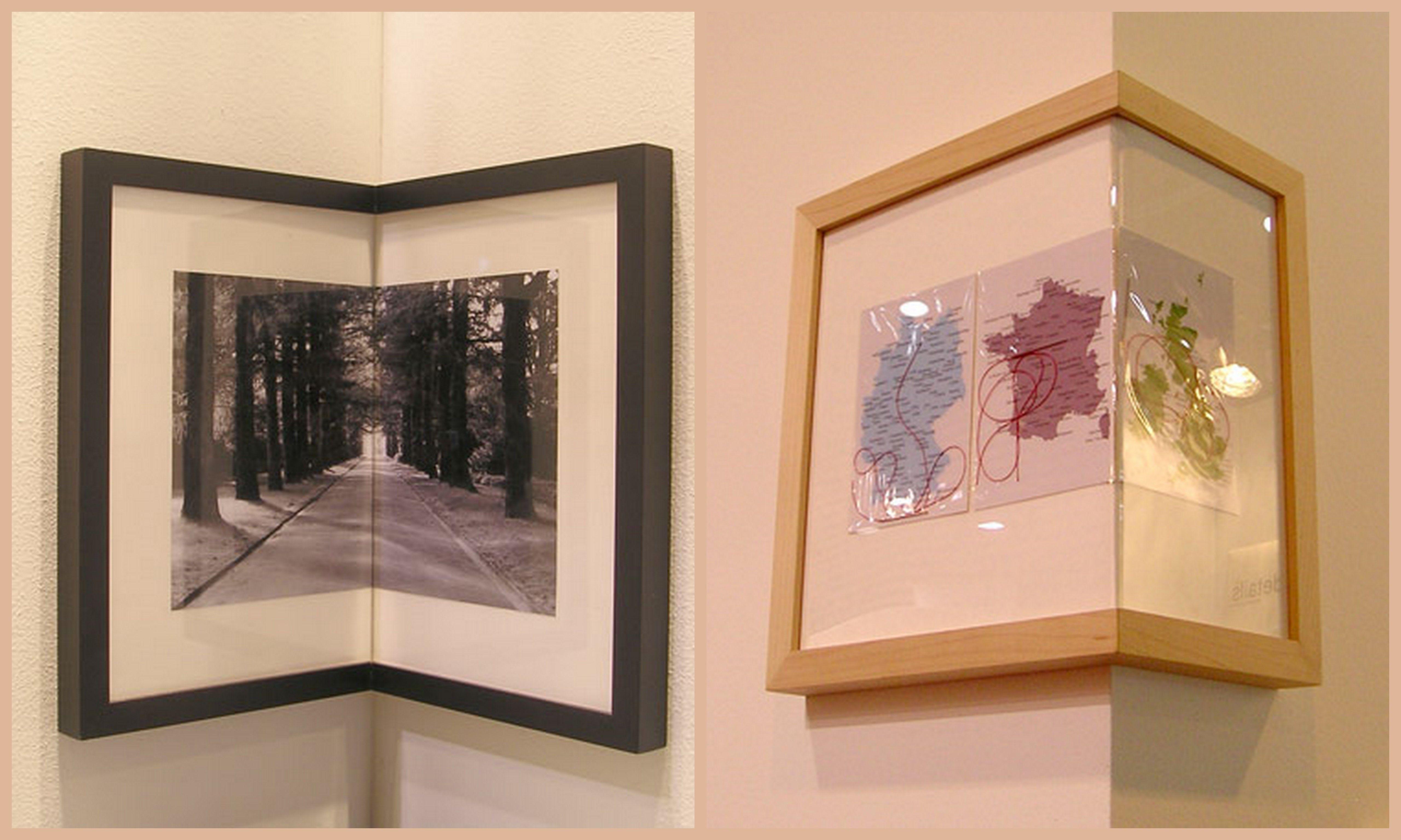 AT Europe: Paris - Corner Frame by Yvonne Schroeder   Craft frames ...