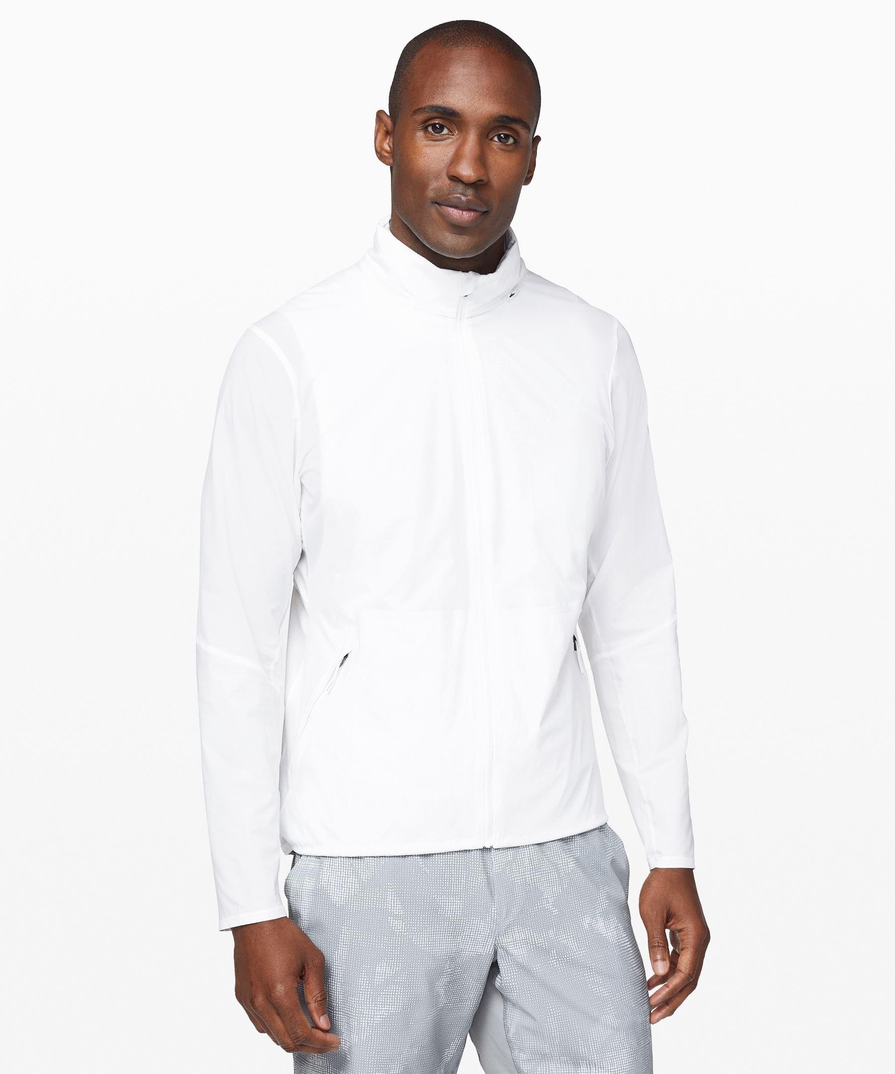 Active Jacket | Men's Jackets + Hoodies | lululemon | Active jacket,  Lululemon men, Jackets
