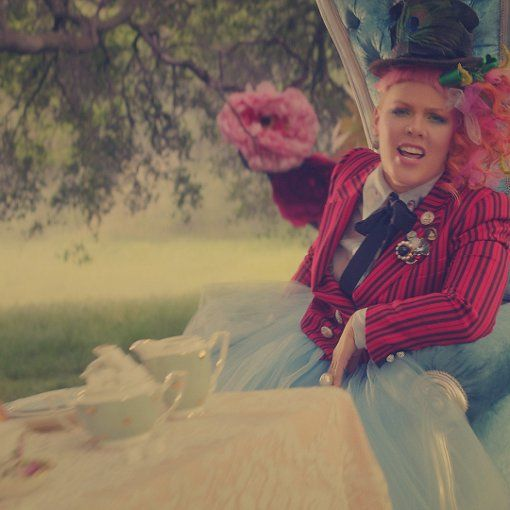 """Just Like Fire (From the Original Motion Picture """"Alice Through The Looking Glass"""") - P!nk - Vevo"""