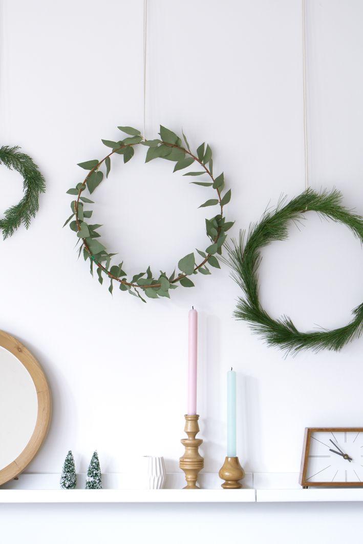 My Attic: DIY Christmas Wreath, Styling & Photography: Marij Hessel
