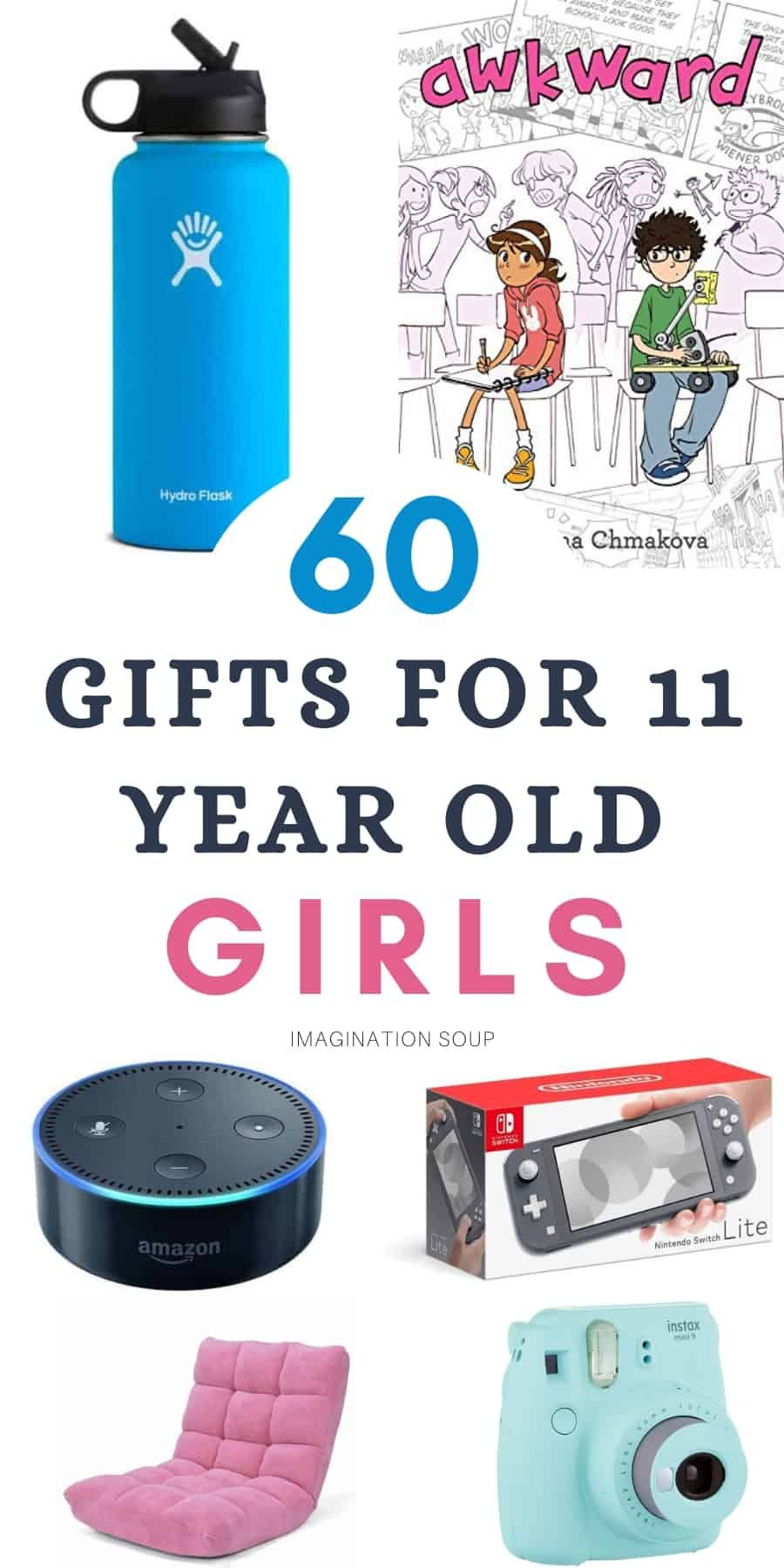 Gifts for 11Year Old Girls in 2020 Tween girl gifts