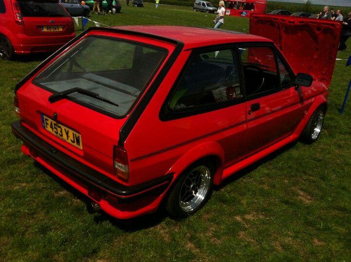 1988 Mk2 Fiesta Xr2i Ford Fiesta Fiesta Ford