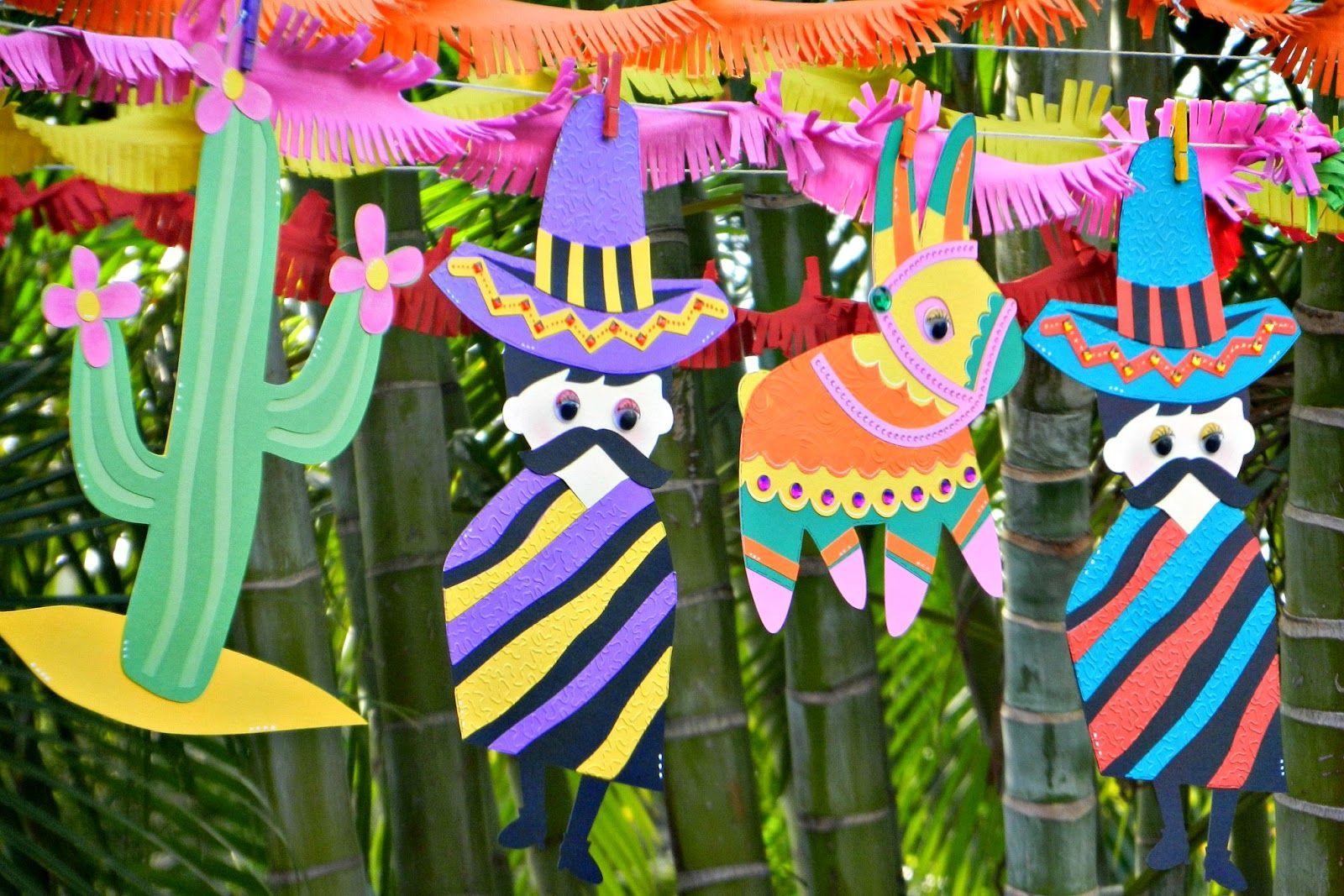 Trace-Elementz: Mexican Fiesta...