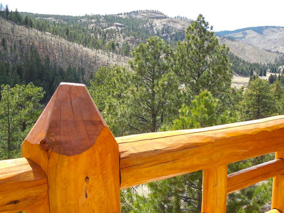 Pat's Walkabouts: Pine Valley Ranch Park and The Pagoda ...