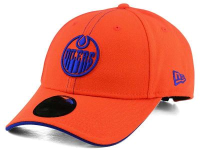 Edmonton Oilers New Era NHL League Classic 9FORTY Adjustable Cap ... b22c411b5f37
